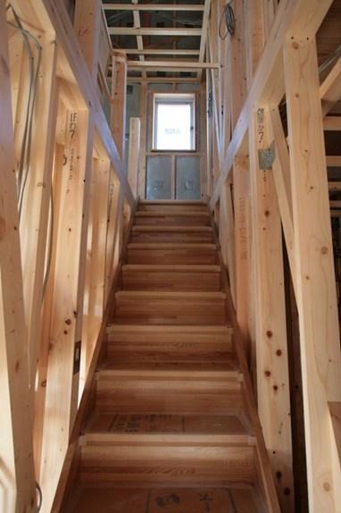 階段が付きました。