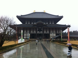 奈良 2日目