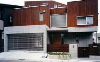 沙弥田の家